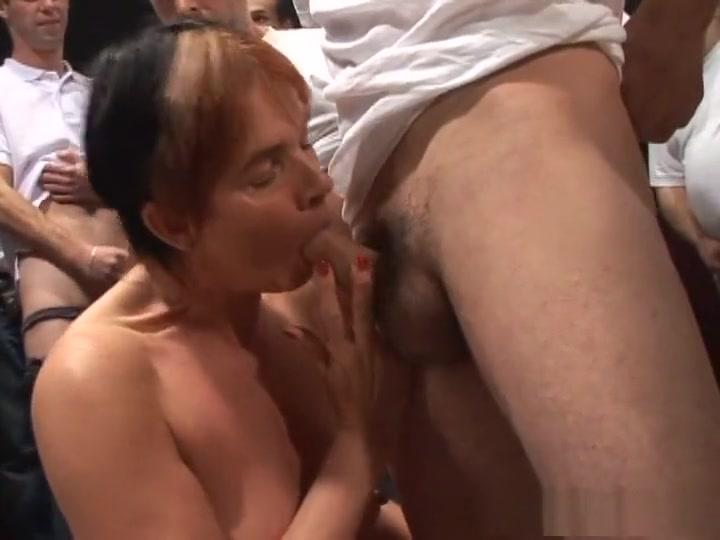 Horny pornstar in crazy creampie, brunette xxx video