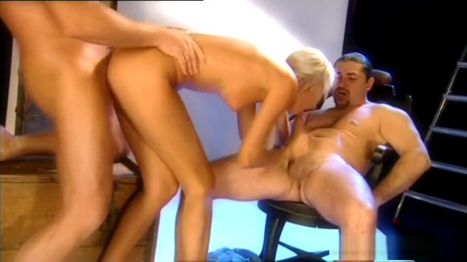 Amazing pornstar Brigitta Bulgary in exotic dp, threesomes adult movie