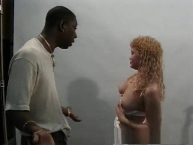 Horny pornstar Anna Amore in incredible interracial, blonde porn video