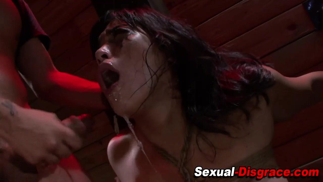 Throated asian sub gets wam