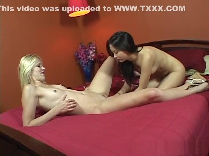 Best pornstars Charlene Akira and Aaliyah Jolie in amazing blowjob, asian porn scene