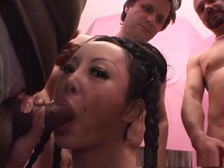 Amazing pornstar Ange Venus in crazy lingerie, interracial xxx scene