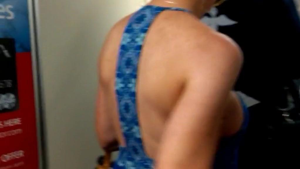 Pert side boob milf hidden cam