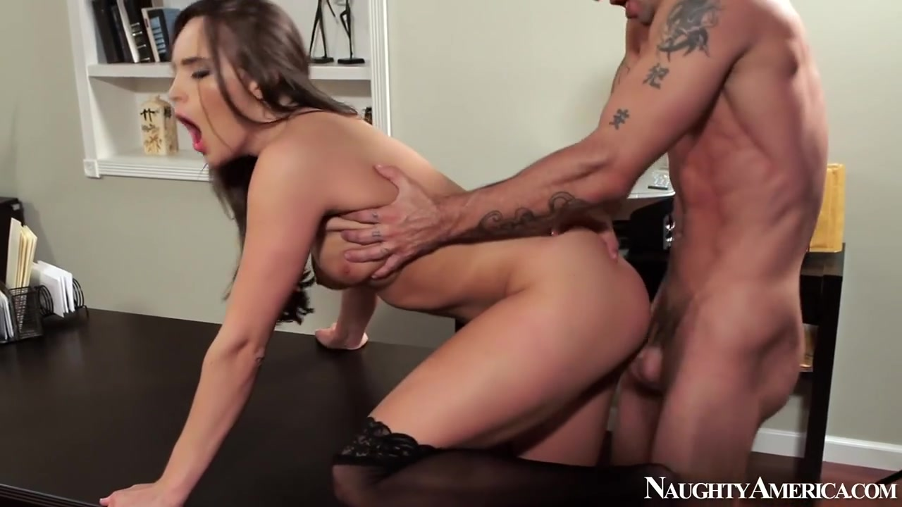 Teal Conrad & Alan Stafford in Naughty Office