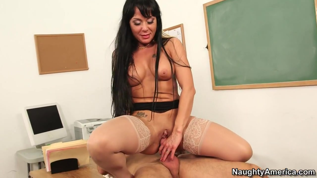 Mahina Zaltana & Alan Stafford in My First Sex Teacher