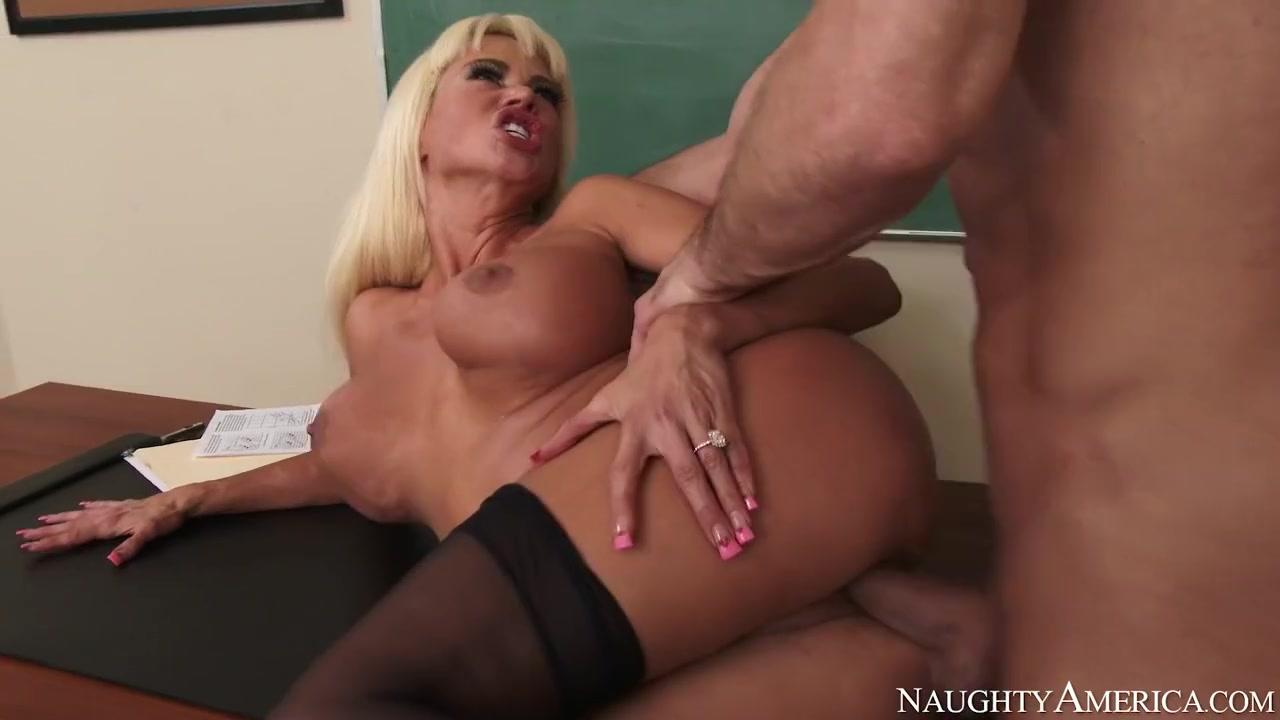 Nikita Von James & Bill Bailey in My First Sex Teacher