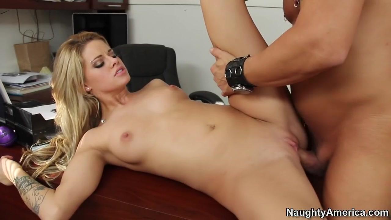Jessa Rhodes & Barrett Blade in Naughty Office