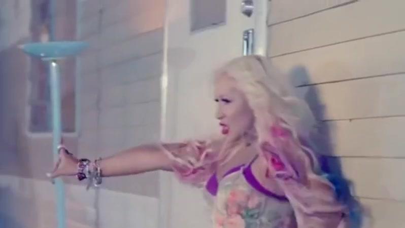 Christina aguilera -  fuck your body