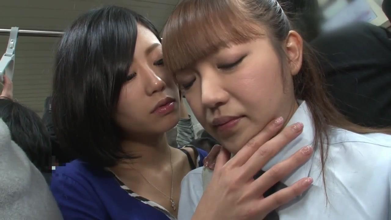 Самое лучшее видео про японских лесбиянок, порно без грудей девушки