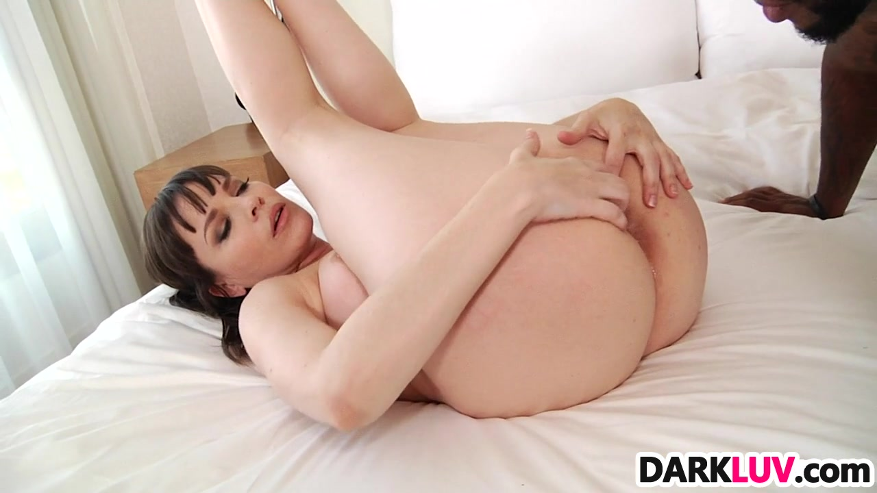 Big black cock anal for Dana DeArmond