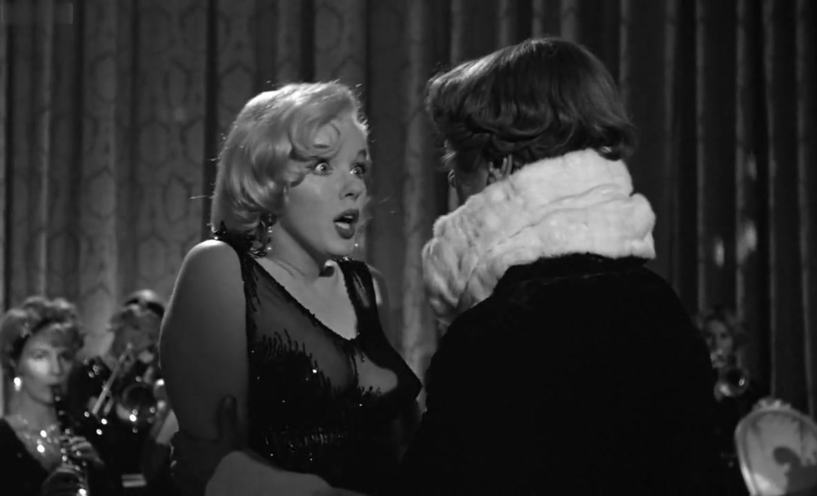Marilyn Monroe in Some Like It Hot (1959)