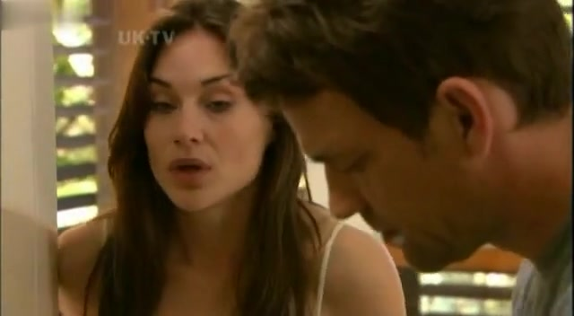 Unknown,Claire Forlani in False Witness[TV] (2008)