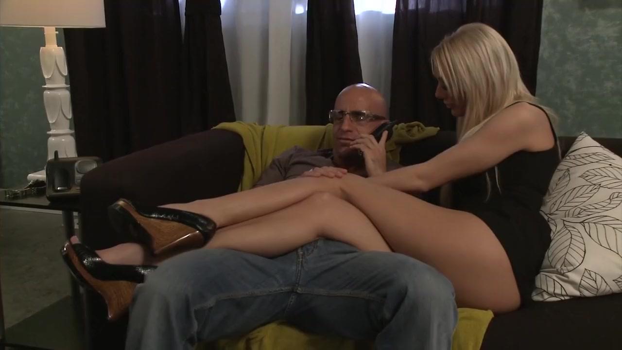 Best pornstars Antonia Deona and Romana Ryder in hottest group sex, lingerie adult scene