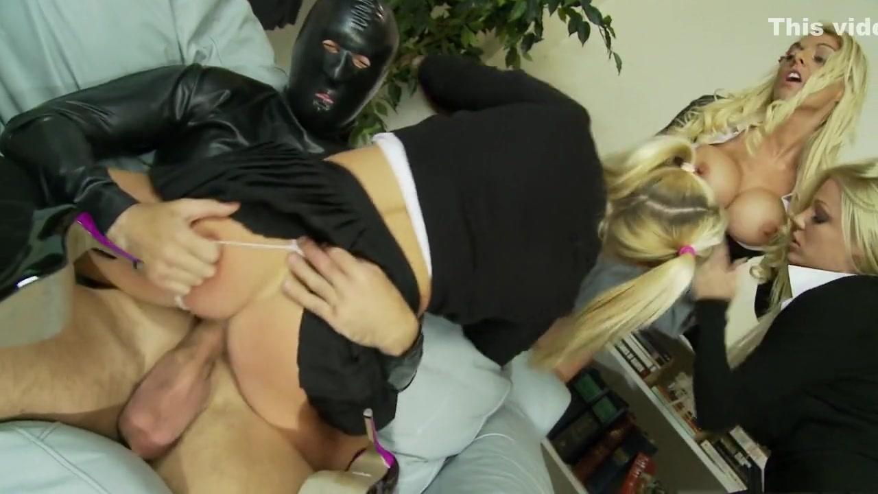 Exotic pornstars Cindy Behr, Michelle Thorne and Antonia Deona in best facial, hd porn scene