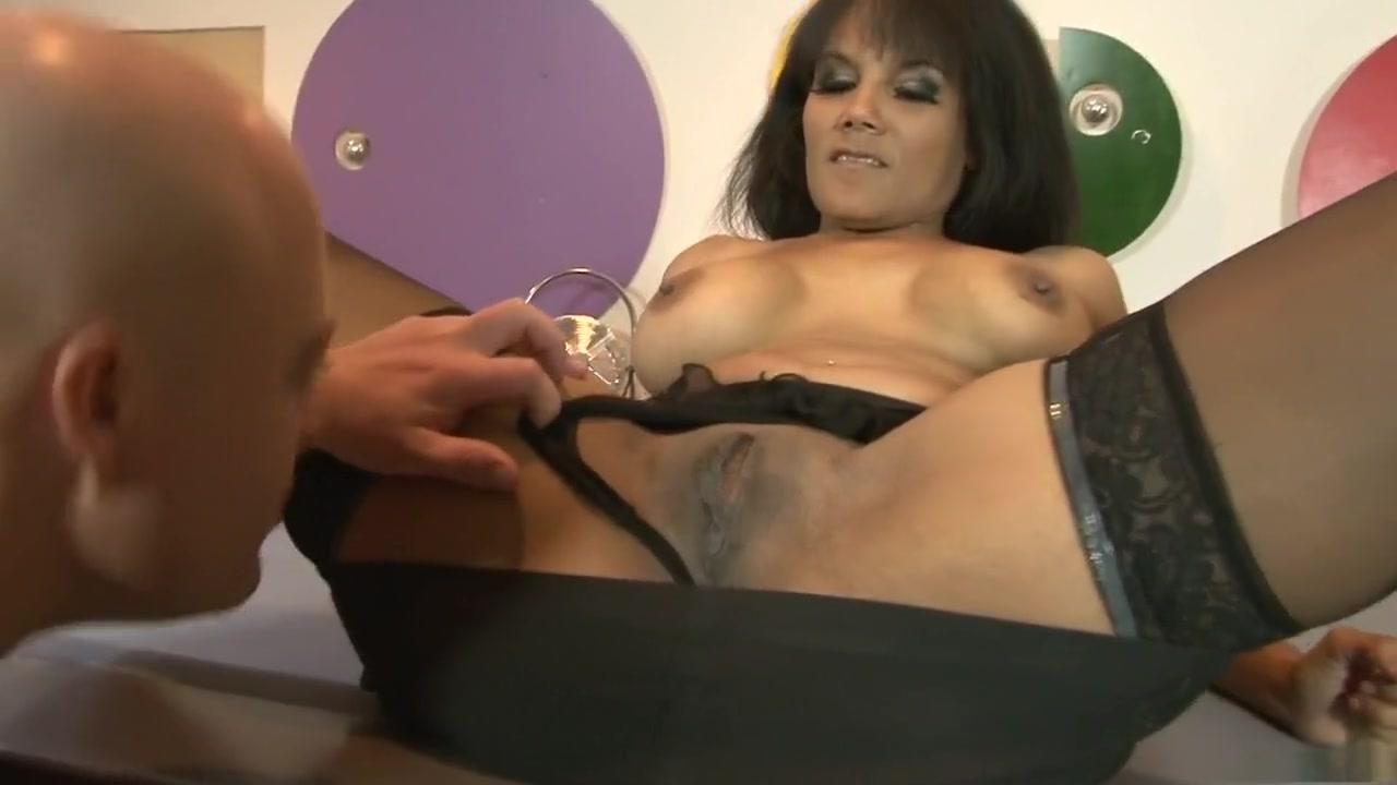 Incredible pornstar Anjanette Astoria in horny brunette, lingerie xxx clip
