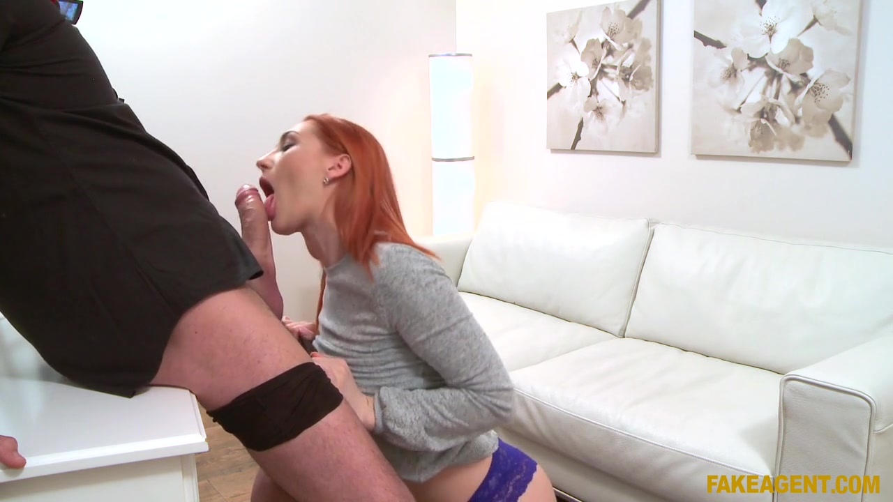 Alex Hamillton & Nicole Vice in Cocky Stud Wants Busty Agents Pussy - FakeAgent