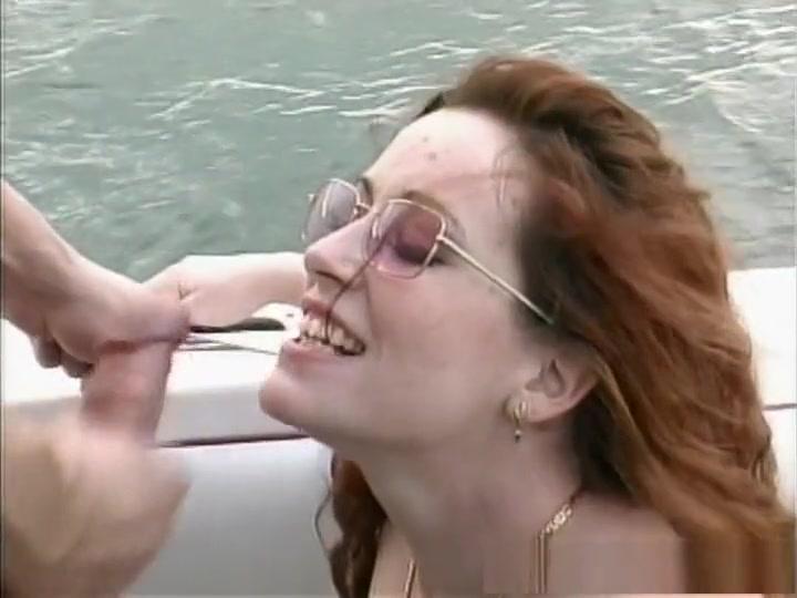 Crazy pornstar in best redhead, outdoor porn clip