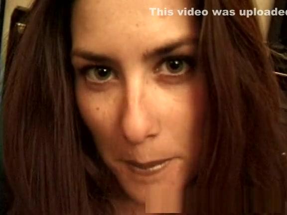 Crazy pornstar in horny brunette, blowjob sex video