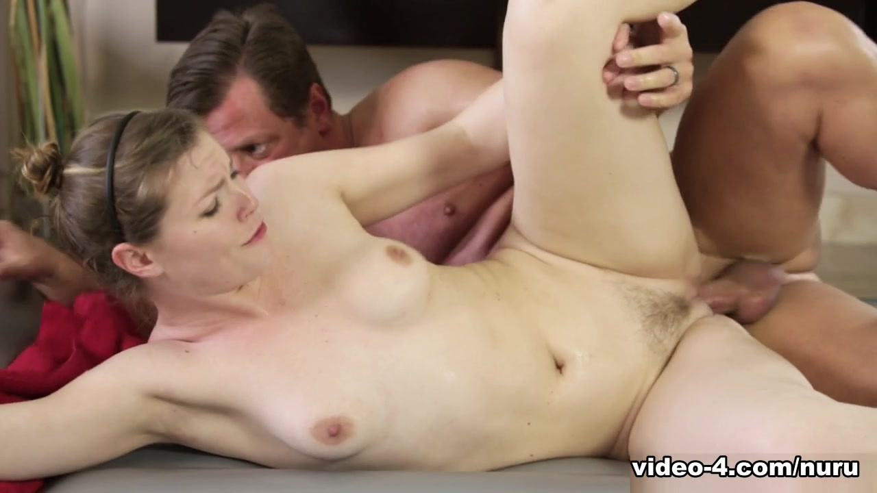 Ella Nova & Eric Masterson in Proud Porn Parent - NuruMassage