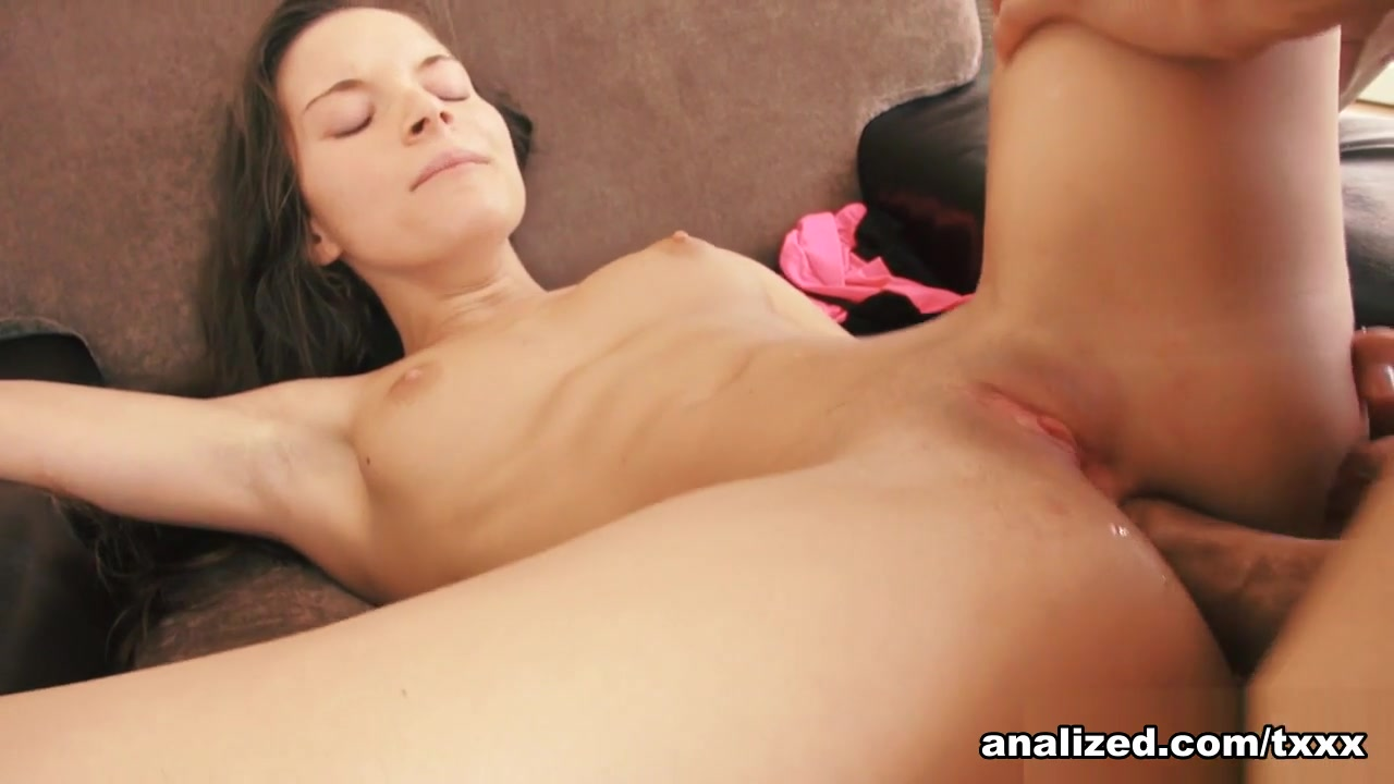 Anita B Tiny Anal Slut Who Loves Big Cock - Analized