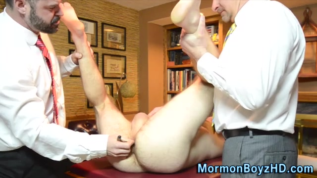 Missionary mormon sucked