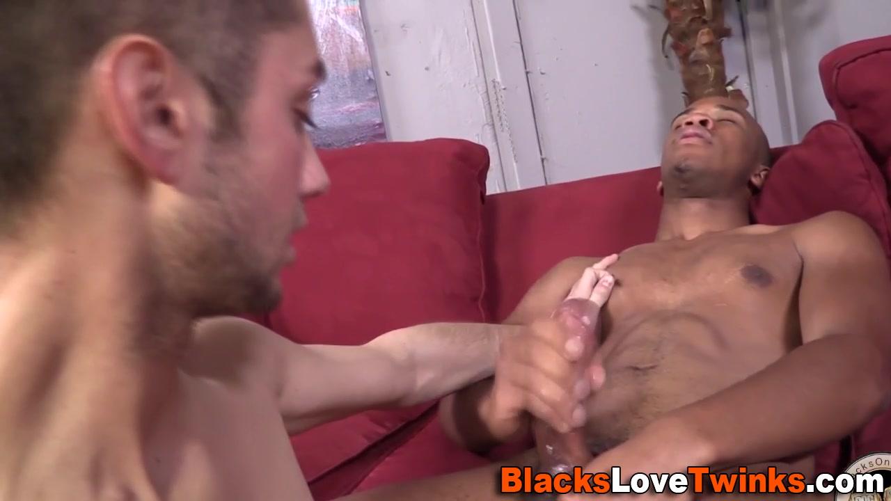 Black cock drills twinks