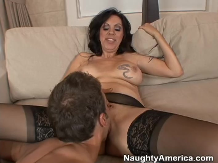 Angela D'Angelo & Rocco Reed in My Friend's Hot Mom