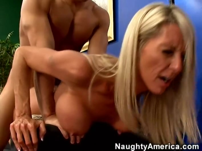 Emma Starr & Mikey Butders in My Friend's Hot Mom