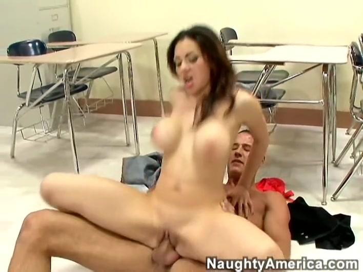 Adrenalynn & Danny Mountain in My First Sex Teacher