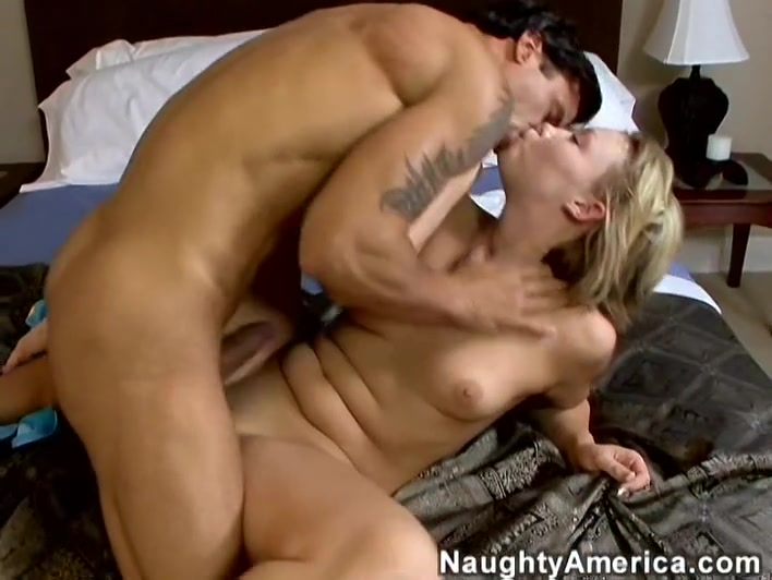 Maya Hills & Alan Stafford in Naughty Athletics