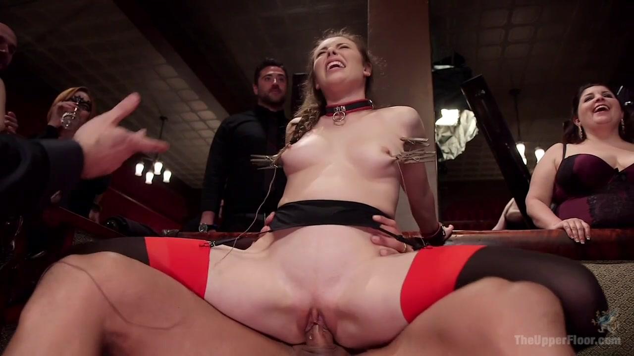 Sex slave initiation my clit