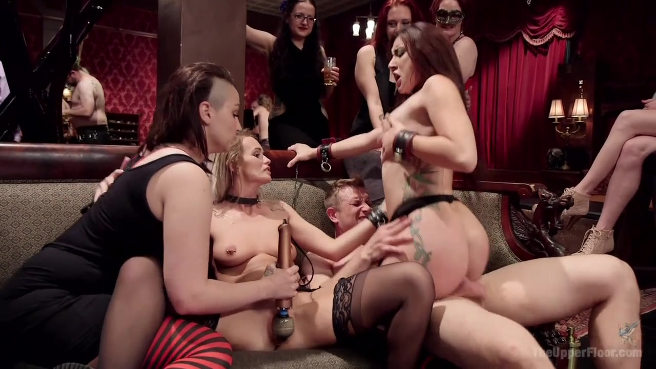 Mandy Muse & Bill Bailey & Emily Austin in The Southern Belle & The Depraved Anal Slave - TheUpperFloor