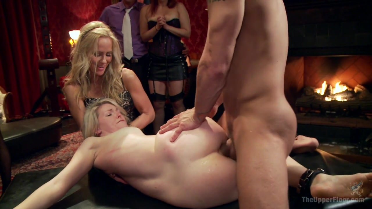 Mr. Pete & Roxy Rox & Ella Nova in Anal Slave Petitioners Beg For Dick And Discipline - TheUpperFloor