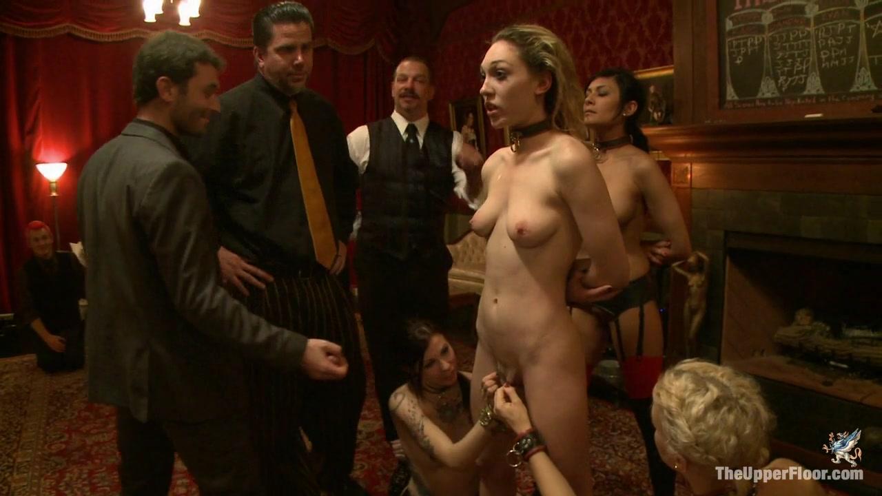 Krysta Kaos & Lily LaBeau & Dylan Ryan & Beretta James & Derrick Pierce in Slave Initiation: Piggy Part 2 - TheUpperFloor
