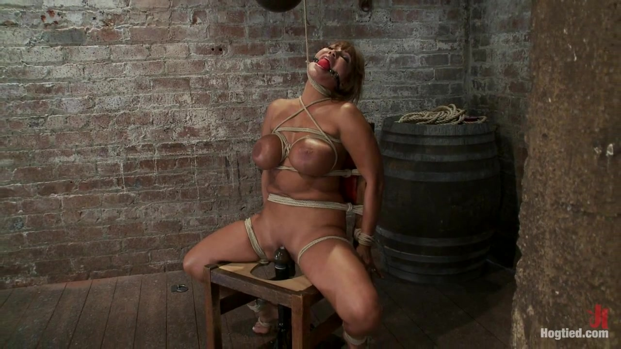 Ava Devine in Classic HogTiedbig Titted Milf In The Chairorgasm After Orgasm No Mercy - HogTied