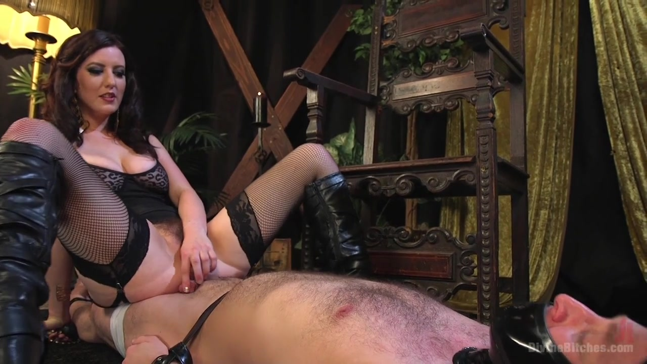 Cherry Torn & K. Dynamite in Lusty Cherry Torn Teases, Torments And Fucks K Dynamite - DivineBitches