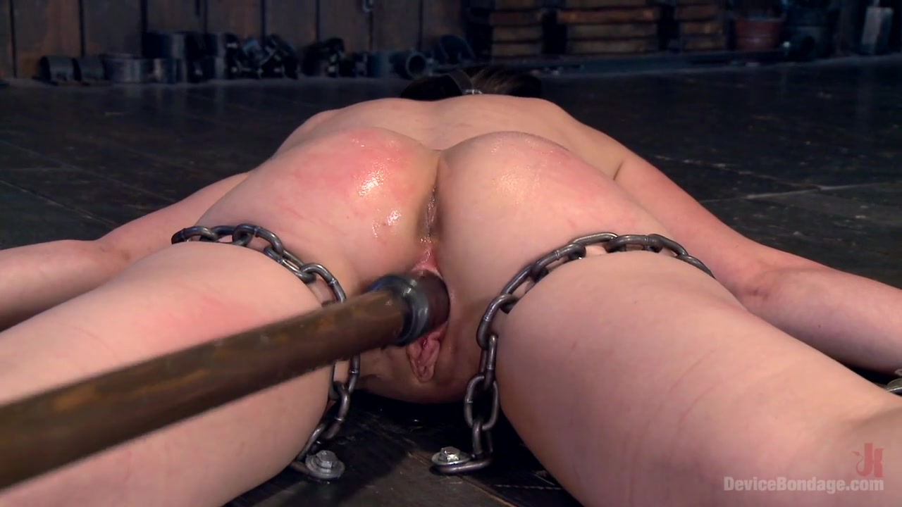 Sgt. Major & Amy Faye in Girl Next Door Is Bound And Tormented Like A Whore - DeviceBondage