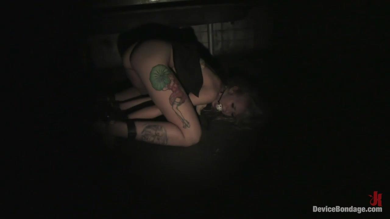 Sarah Jane Ceylon in Boxed Bitch - DeviceBondage