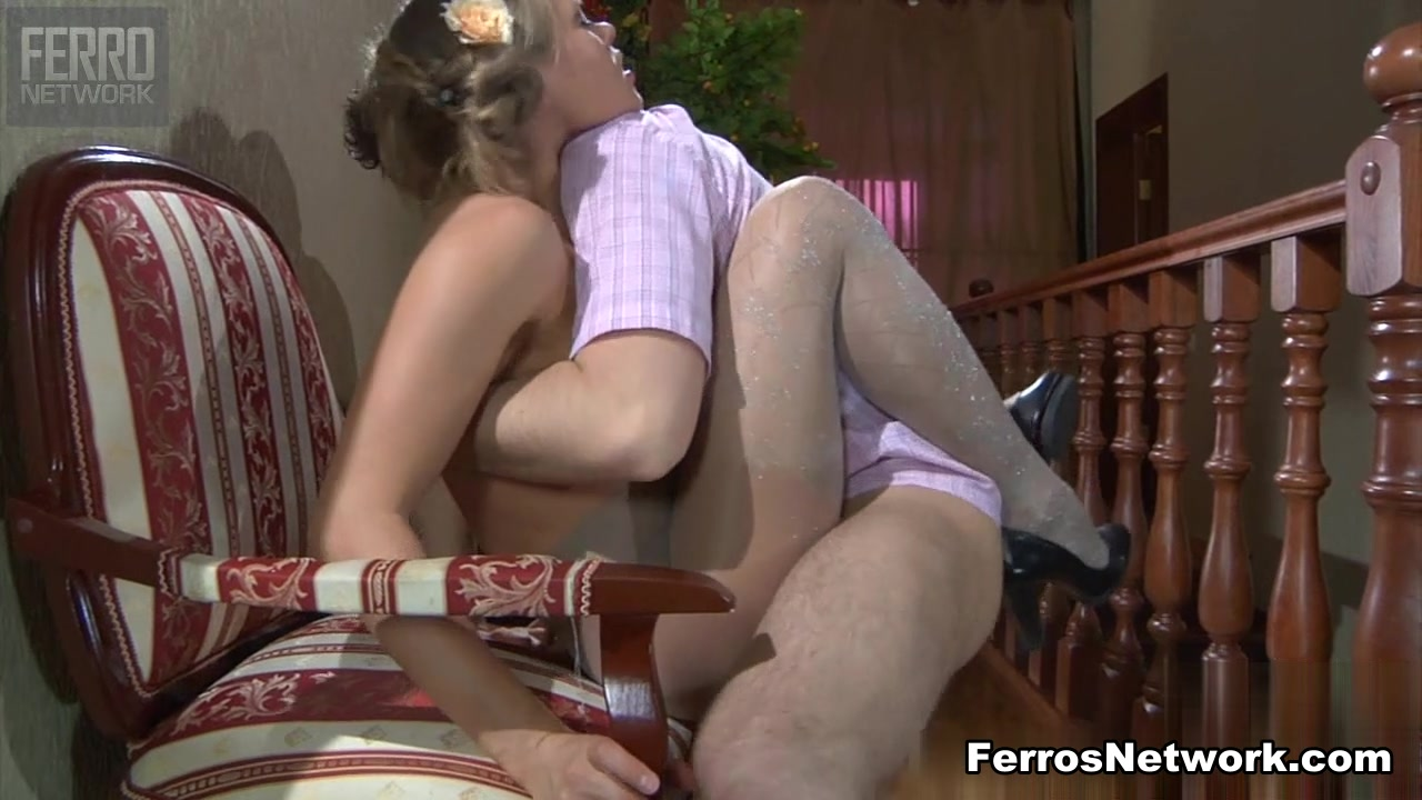 PantyhoseTales Video: Emeralda and Geffrey