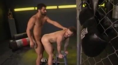 Shawn wolfe and adam ramzi cock fight
