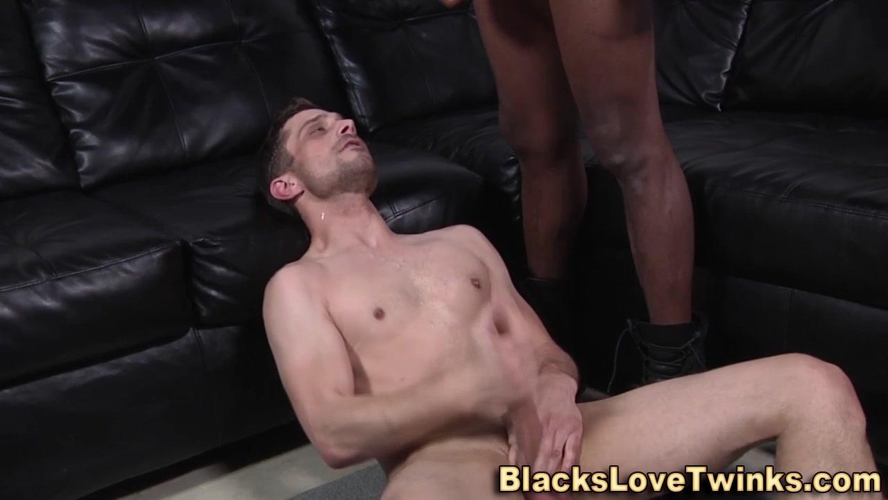 Amateur enjoys black dick