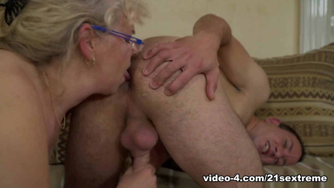 Viola Jones & Rob in Young Cock For Granny Pussy - 21Sextreme