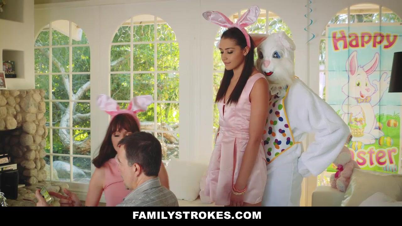 Avi Love in Uncle Fuck Bunny - FamilyStrokes