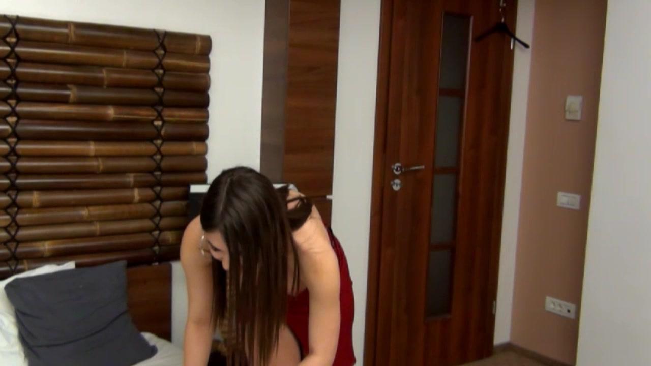 POV Astonishing Cam Girl Teasing No 1