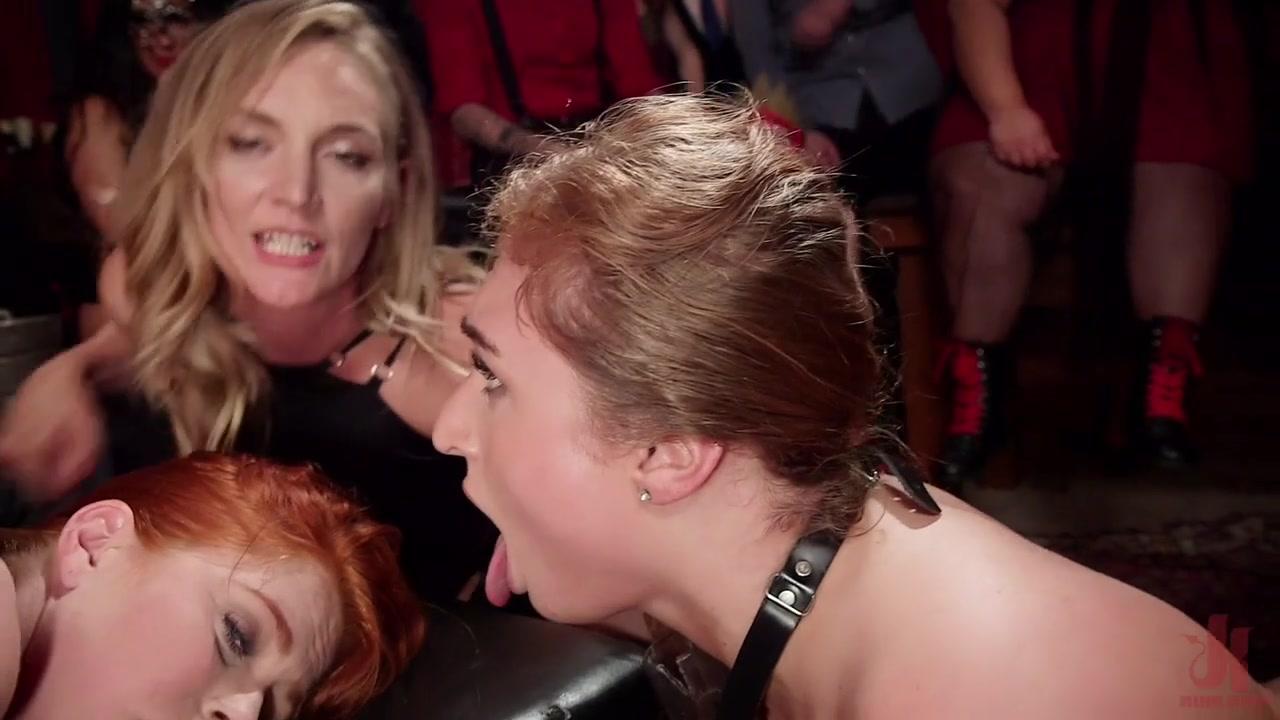 Penny Pax,Skylar Snow,Michael Vegas,Mona Wales in Squirting Slave Sluts Inspire A BDSM Halloween Orgy - TheTrainingofO