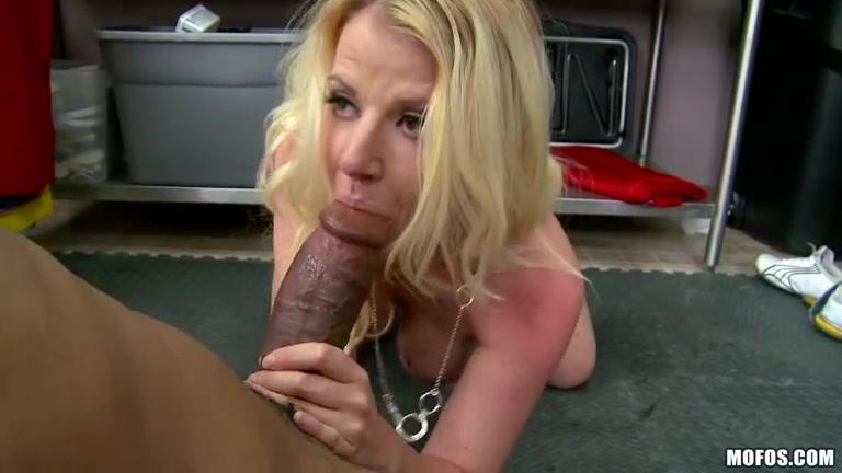 Anita Blue - Anita Takes Diesel