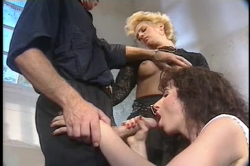 Amazing lassies enjoying a mad orgy