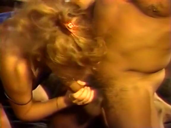 Aja, Lynn LeMay, Megan Leigh in vintage xxx video