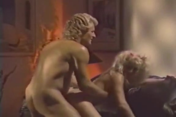 Taylor Wane, Randy West in nasty blonde whore from 70s porn video archive