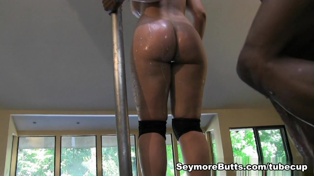 Angell Summers in Angell Summers Gets Pummeled By A Huge Black Cock